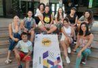 Младежите от Мегафон обсъждат правата на децата и отстояват позиции от реалния живот